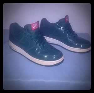 """Rare Nike air force 1 """"Kermit the frogs"""" lows"""